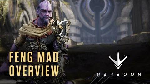 Hero Overview - Feng Mao