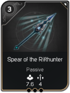 Spear of the Rifthunter