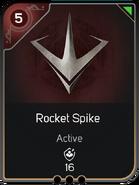 Rocket Spike