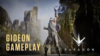Paragon - Gideon Gameplay Highlights (For Download)