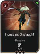 Incessant Onslaught