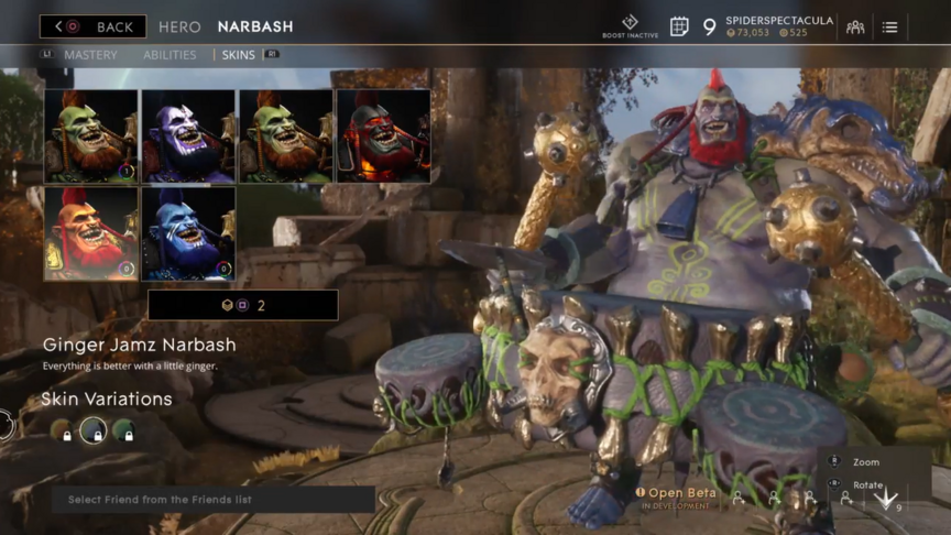 Narbash Chrome Ginger Jamz skin