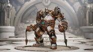 Riktor Bronze Warden skin
