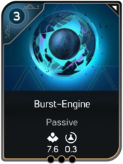 Burst-Engine card