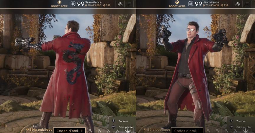 TwinBlast Crimson Double Agent skin