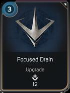 Focused Drain