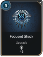 Focused Shock