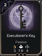Executioner's Key