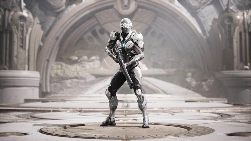 Wraith Default skin
