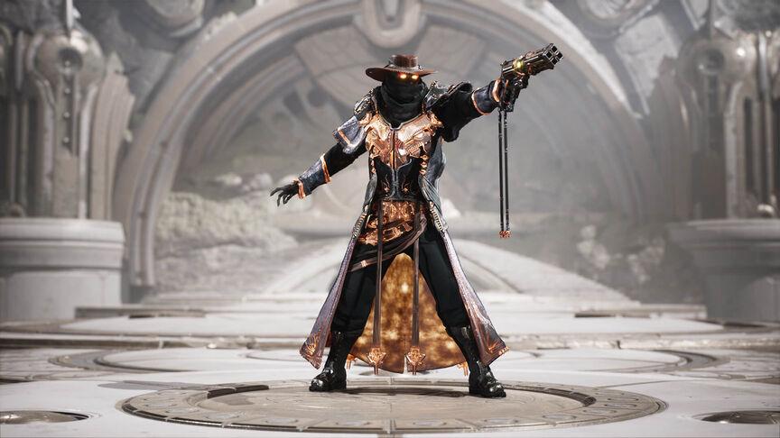 Revenant Master skin