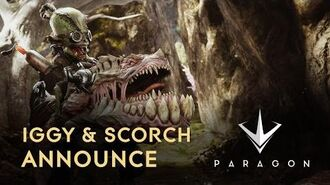Iggy & Scorch Announce Trailer