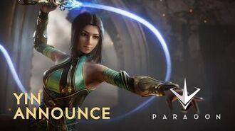 Paragon - Yin Announce