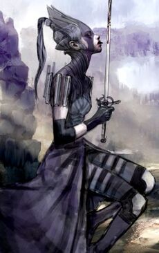 Card Vampiric Blade