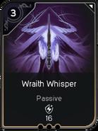 Wraith Whisper