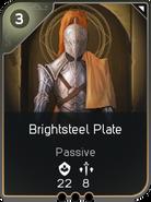 Brightsteel Plate