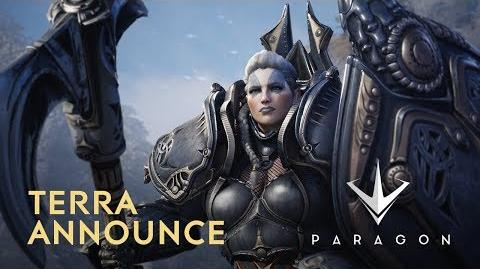 Paragon - Terra Announce