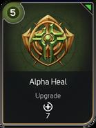 Alpha Heal