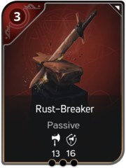 Rust-Breaker card