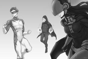 Triumvirate by YunYunHakusho