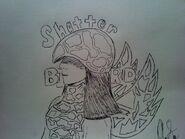 Shatterbird by ridtom
