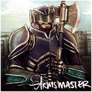 Armsmaster signed