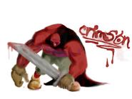 Crimson by Blastweave