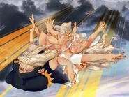 Falling angel by mrjengablock
