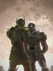 Chev & Defiant by YunYunHakusho