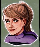 Lisa Wilbourn by Kingdaume