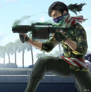 Miss Militia by YunYunHakusho