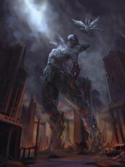 Titan Fortuna by lucyfur919