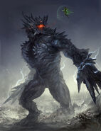 Behemoth by sandara
