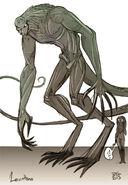 Leviathan endbringer by drunkfu-d6fl42s