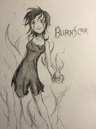 Burnscar sketch