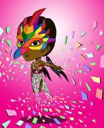 Shatterbird by chianina