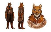 Reynard costume by lonsheep-dbdji6a