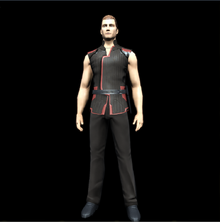 Talons uniform