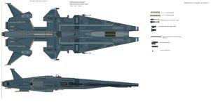Stargazer light cruisers