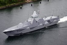 Visby-class corvette