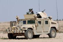 Humvee multi purpose