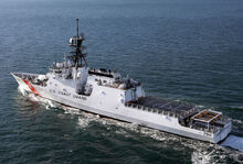 National Security Cutter Patrol Boat