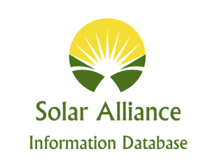 Solar Alliance Information Datebase