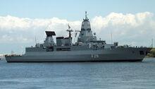 Sachsen-class frigate