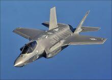 Lockheed Martin F-35 Lightning II - stealth multirole fighters
