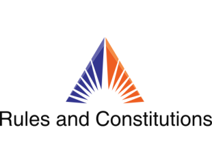 Rules and Constitutions