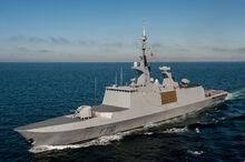 La Fayette-class frigate