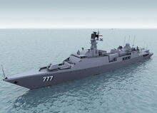 Lider-class destroyer