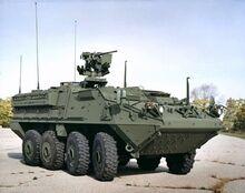 Stryker Transport