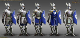 Knights of the silver swan armour ideas by robbiemcsweeney-db1lljy