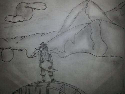 Akira sketch